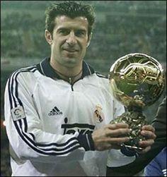 Luis Figo, Ballon D' Or 2000