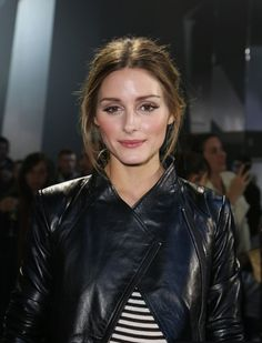 Olivia Palermo At The H&M Paris Fashion Show In Paris
