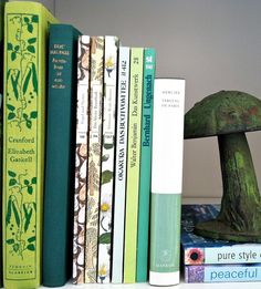Books in Green by moline, via Flickr