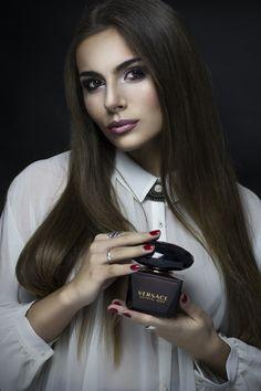 Patrycja Adamczyk - #model #modelka #fotomodelka #versace
