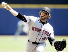 Robert Alan Dickey New York Mets
