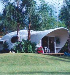 a Jacque Fresco house