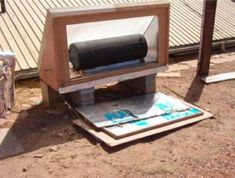 How to build a solar powered water heating system