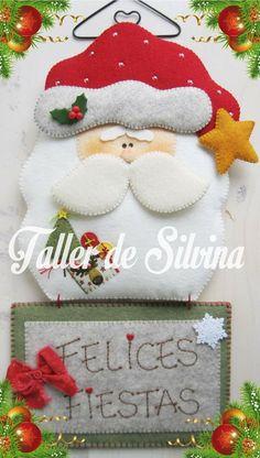 Christmas Crafts, Merry Christmas, Christmas Decorations, Christmas Ornaments, Holiday Decor, Margarita, Christmas Stockings, Diy And Crafts, Santa