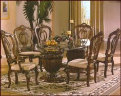 Dining Room Set Repertoire FA-460-2 by Fairmont Designs. $2467.50