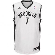 NBA ブルックリン・ネッツ ユニフォーム ホーム Adidas #7 ジョー・ジョンソン - サッカーユニフォーム専門店|NBA・MLB・NFL|スポーツ用品通販