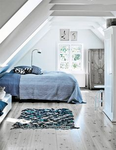 An idyllic Danish cottage