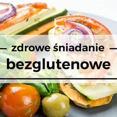 pomysły na zdrowe bezglutenowe śniadanie Breakfast Cookies, Breakfast Bowls, Sunday Breakfast, Cantaloupe, Potato Salad, Recipies, Spaghetti, Food And Drink, Gluten Free