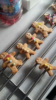 Gingerbread men I baked at Christmas   #gingerbread #men #christmas #baking #christmaspresents #firsttime #fun #loveit #cute #christmastree #candycane