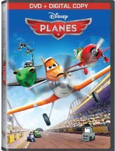 Confessions of a Frugal Mind: Disney's Planes on DVD + Digital Copy  $5.99