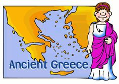 Greek lesson plans, crafts, movie clips, and powerpoints
