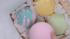 Want to know how to make DIY bath bombs? Make your own bath bombs in any color and shape you want. It's the perfect gift idea you can give!