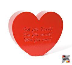 """""""Ich für Dich!"""" #deko #geschenkideen #geschenk #besonderegeschenke #liebe #beton"""