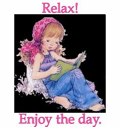 Relax Enjoy the Day! day relax friend enjoy gif good day beautiful day friend greeting day greeting