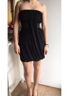 Kaufe meinen Artikel bei #Kleiderkreisel http://www.kleiderkreisel.de/damenmode/abendkleider/123018240-das-kleine-schwarze-falten-kleid