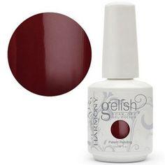 Gelish Black Cherry Berry Gel Nail Polish .5oz