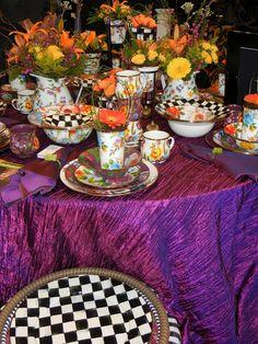 The French Tangerine: ~ magical mackenzie-childs