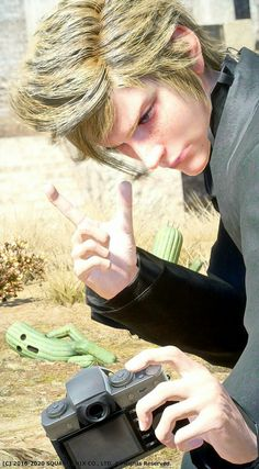 Final Fantasy Xv Prompto, Prompto Argentum, Why I Love Him, I Am Game, Take That, Selfie, Pure Products, Boys, Baby Boys