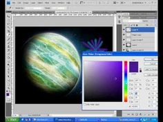 Make a Planet in Photoshop