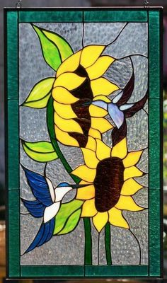 Glass Shelves With Brass Brackets Code: 8753764554 Stained Glass Paint, Tiffany Stained Glass, Stained Glass Flowers, Stained Glass Crafts, Stained Glass Designs, Stained Glass Panels, Tiffany Glass, Mosaic Art, Mosaic Glass