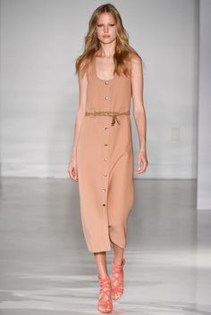 Jill Stuart Spring 2015 Ready-to-Wear - Collection - Gallery - Look 1 - Style.com