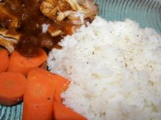 Peruvian Rice. 1 garlic clove mashed, 2 tablespoons olive oil, 4 cups water, 2 tablespoons lemon juice, 1/2 teaspoon salt, 2 cups long-grain white rice