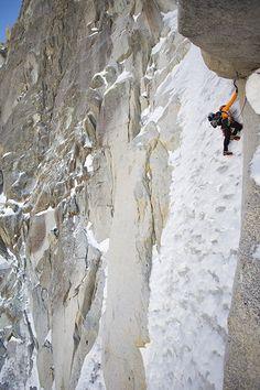 Chamonix conditions // Alpine Exposures Mountain Photography — Breathtaking Photography   yikes