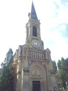 Eglise Deauville
