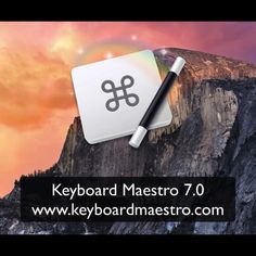 Do it automatically with Kyboard Maestro