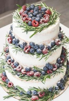 We recommend seasonal ideas. Take a look on these winter wedding cakes with pine… We recommend seasonal ideas. Take a look on these winter wedding cakes with pine cones, holly & berries under the snow and of course snowflakes and icicles. Wedding Cake Designs, Wedding Cake Toppers, Wedding Cupcakes, Elegant Wedding, Fall Wedding, Boho Wedding, Perfect Wedding, Pine Cone Wedding, Rustic Wedding