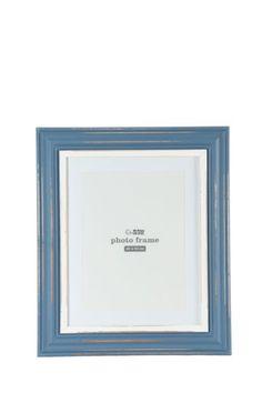 Distressed Frame, 40x50cm
