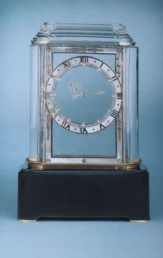 Cartier Paris Mystery Clock 1923