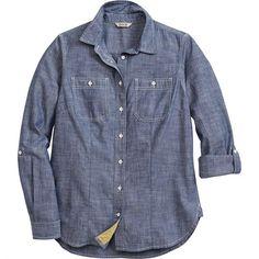 Women's Chanbray Long Sleeve Shirt