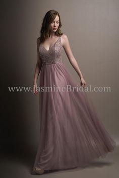 427e5c7d472 Jasmine L194001 at Audras Bridal Gallery Jasmine Bridesmaids Dresses