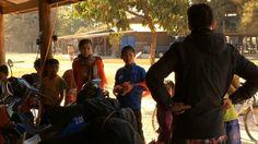 Laos / Savannakhet to Muang Phin - Roadtrip to nowhere