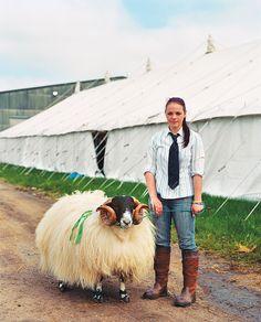 Beast In Show: Scenes From An English Farm Exhibition - Modern Farmer Farm Women, Modern Farmer, Make A Person, Documentary Photography, Photojournalism, Documentaries, Beast, England, Board Ideas