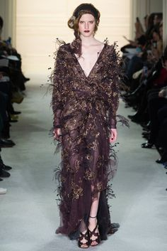look 19 - Marchesa Fall 2015 Ready-to-Wear - Collection - Gallery - Style.com