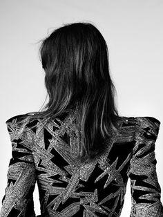 Glam Rock: Saint Laurent en Los Ángeles Inspiración Closé...