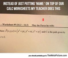 This Teacher Is Doing It Right