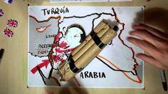 IMPRESSIVE (and informative!) WORK. #WhySyria: La crisis de Siria contada en 10 minutos y 15 mapas