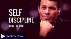 "Tony Robbins: SELF DISCIPLINE (Motivational Video) ""Without self-discipline success is impossible, period."" Self-discipline is probably the biggest factor to. Motivational Speeches, Motivational Videos, Inspirational Quotes, Discipline Quotes, Self Discipline, Self Development, Personal Development, Boxer Abs, Tony Robbins Quotes"
