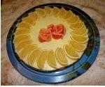 """Моя Кулинарная книга:  торт """"Лимонный"""""""