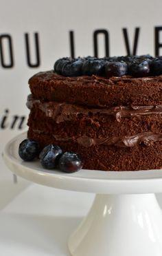 Maailman paras suklaakakku  (9) Food N, Food And Drink, Finnish Recipes, Treat Yourself, Sweet Tooth, Bakery, Sweets, Chocolate, Cooking