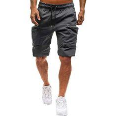 f9e40d7e770de0 Herren Shorts Kurze Hose Herren Cargo Shorts Bermuda Short Herren  Sweatshort Sportshorts Freizeit Laufen Lässige Camouflage #Bekleidung # Herren #Tops ...