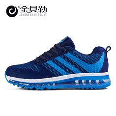 Jinbeile brand Breathable Running Shoes For Men Women Running Sports Sneakers