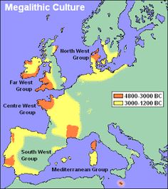Prehistoric Iberia - The Chalcolithic or Copper Age is the earliest phase of… Genealogy Research, Family Genealogy, European History, Ancient History, British History, Prehistoric Age, Cradle Of Civilization, Le Far West, Historical Maps