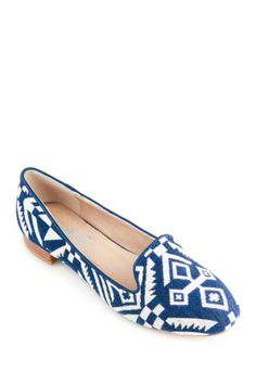 Tribal Loafers
