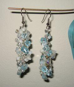 earrings - made in pearl to match bracelet?