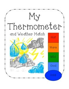 Weather on Degrees Math Graphing Worksheets
