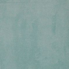 Blue and Teal color Solid pattern Velvet type Upholstery Fabric called G7041 Caribbean by KOVI Fabrics